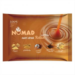 NOMAD nutri drink CARAMEL fb